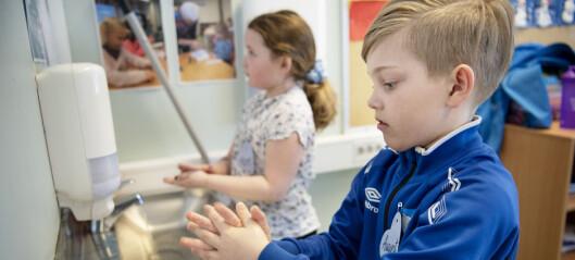 Barneskoleelever bringer i liten grad koronasmitte videre på skolen