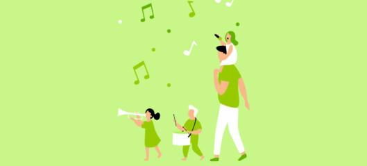 Synshemming, musikk og mobilitet