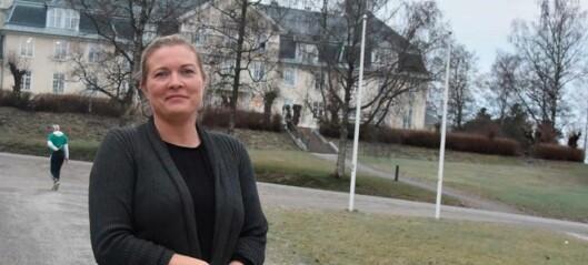 På Jønsberg samarbeider rektor og helsesykepleier om å hjelpe sårbar ungdom