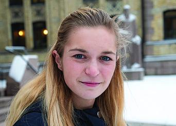 Høyres Mathilde Tybring-Gjedde.