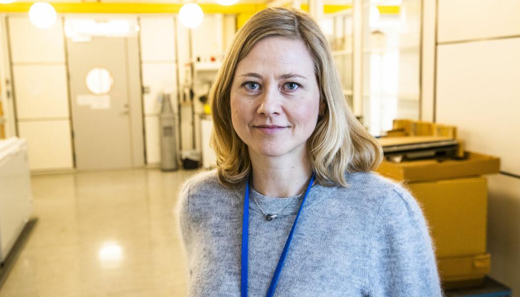 Overlege hos Folkehelseinstituttet, Margrethe Greve-Isdahl.