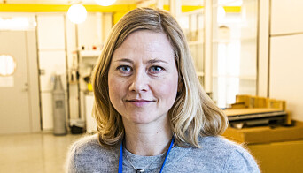 Overlege i FHI Margrethe Greve-Isdahl.
