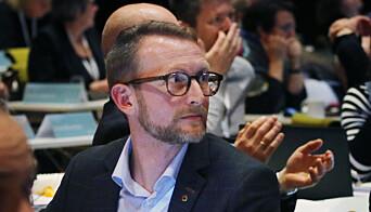 Bjørn Sigurd Hjetland, leder i Utdanningsforbundet i Bærum.