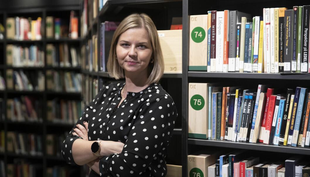Kunnskaps- og integreringsminister Guri Melby vil ha en ny elev-kartlegging i skolen.