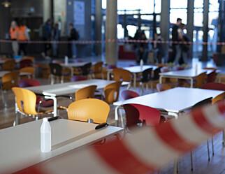 Elever er i karantene under eksamen - får dermed ikke vitnemål