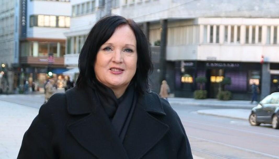 Leder i Utdanningsforbundet i Oslo Aina Skjefstad Andersen frykter tiltakene som er innført ikke er tilstrekkelige for å slå ned smitten i hovedstaden.