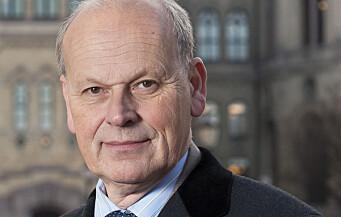 Michael Tetzschner (H) etterlyser tiltak for å stoppe vold og trusler i Oslo–skolen