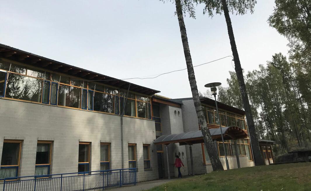 Østli skole i Nordre Follo og de andre skolene og barnehagene i kommunen, holder stengt ut uka.