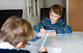 Foreldre ventar på rettleiar for heimeskole