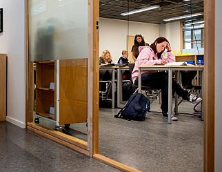 Utdanningsdirektoratet mener eksamen må avlyses for alle grunnskoler og vgs.