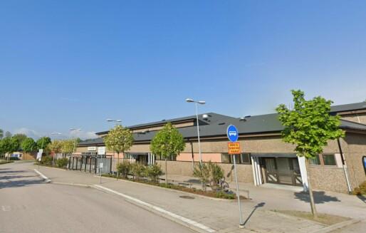 Mann med øks tok seg inn på svensk skole – én skadd
