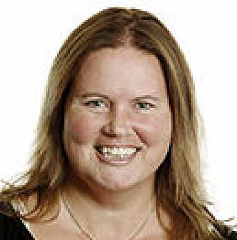 Anika Jordbru, leder for Nasjonalt kompetansetjeneste for barn og unge med funksjonsnedsettelser (NKBUF).