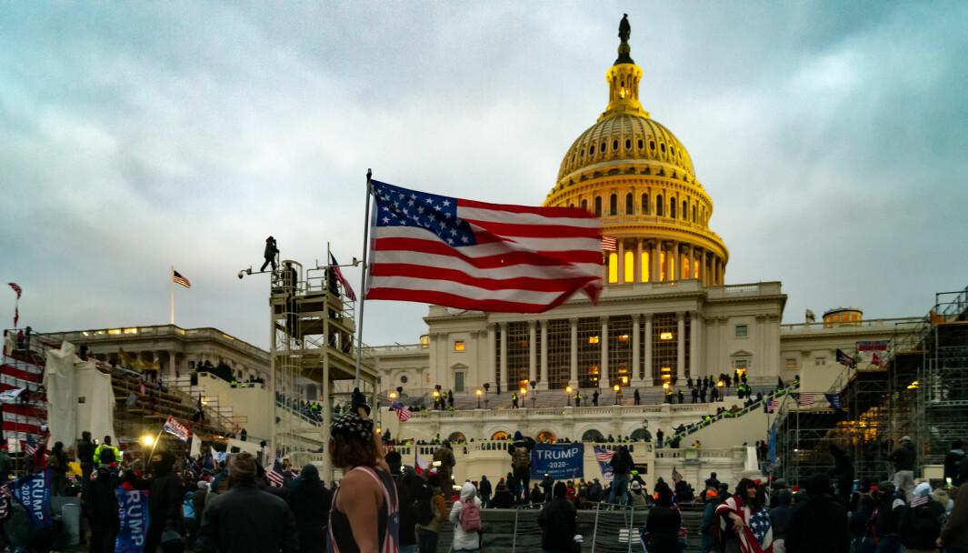 Stormingen av Senatet i USA i januar 2021 illustrerer betydningen av en feilslått skolepolitikk, skriver Thom Jambak.
