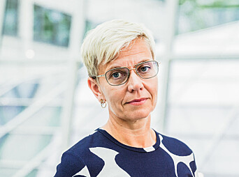 Inger Damlin, leder i Finlands svenska lärarförbund