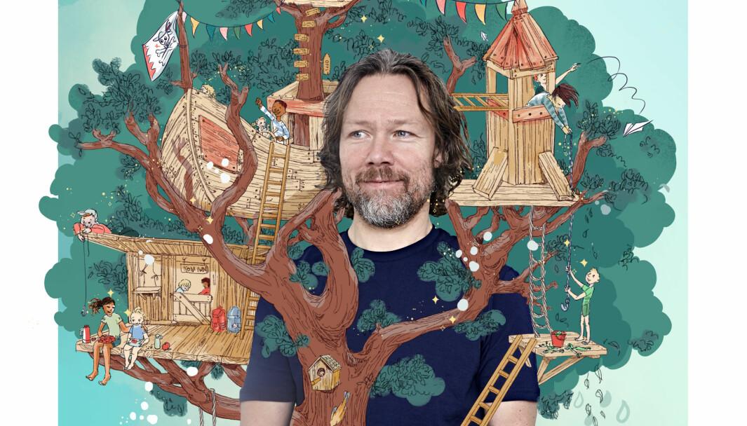 Daglig leder Marius Larsen i Mølleplassen Kanvas-barnehage i Oslo sier det var fint å se hvordan femåringene tok hensyn til treåringene når de sammen planla hvor de skulle gå på tur, eller hva de skulle gjøre i kohortbarnehagen.