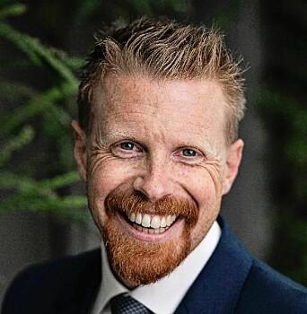 Professor Gustaf Skar.