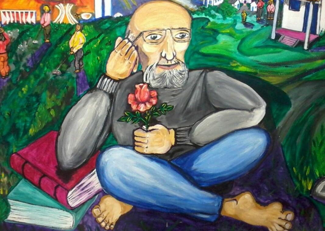 Paulo Freire (1921-1997).