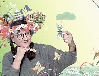 Barnehagelærer Kari fikk barnehagen hun hadde drømt om, under koronatiden