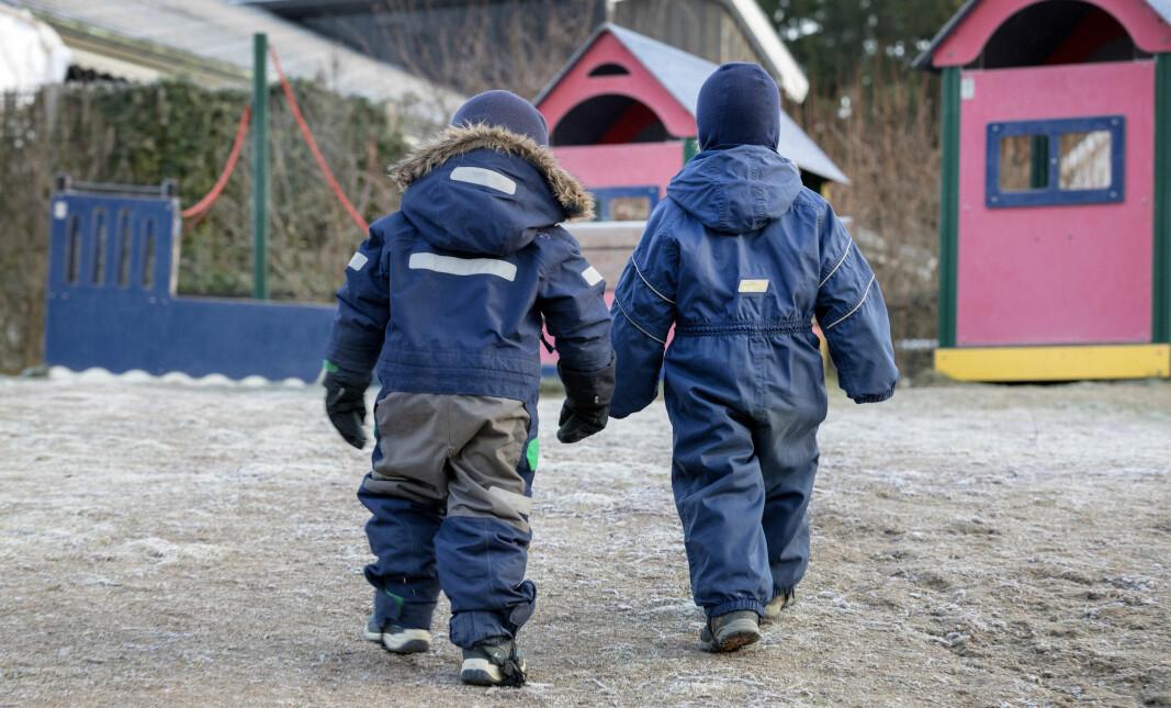 Den årlige kvalitetsundersøkelsen viser at foresatte er godt fornøyd med tilbudet barna har fått under pandemien.
