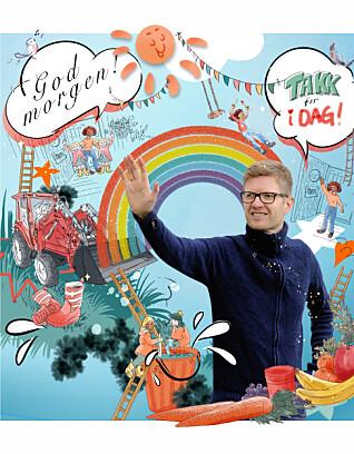Leder Einar Olav Larsen i Foreldreutvalget for barnehager (FUB)