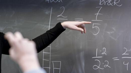 Ny forskning: Bør få flere virkelighetsnære oppgaver inn i matte-undervisningen