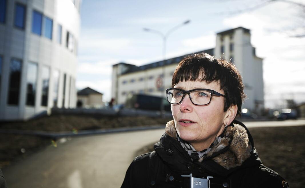 Heidi Grande Røys er barnehagestyrar og tidlegare rikspolitikar. Bildet er fra 2013.