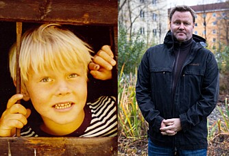 På førskolen fikk Espen Rostrup Nakstad lov å leke og ble forberedt på skolen.Det sier han var helt nødvendig.