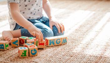 Barn blir ikke inkludert av å bli testet i norsk