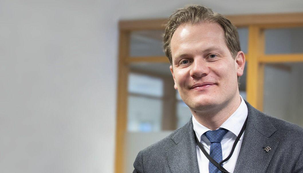 Morten Anstorp Rosenkvist skal lede Lånekassen de neste seks årene. Han kommer fra stillingen som ekspedisjonssjef i Kunnskapsdepartementet.