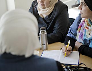 En av fire innvandrere i videregående skole tar helse- og oppvekstfag