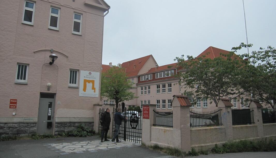 120 elever og 19 ansatte ved Rothaugen skole i Bergen er i karantene etter et smitteutbrudd.