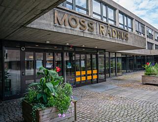 Rødt nivå på videregående skoler i Moss