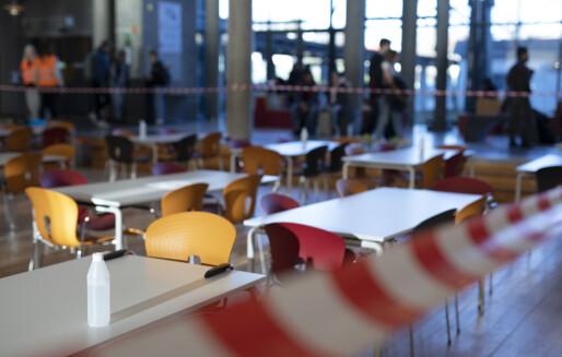 Massetestingen i Oslo-skolene starter på Stovner videregående skole