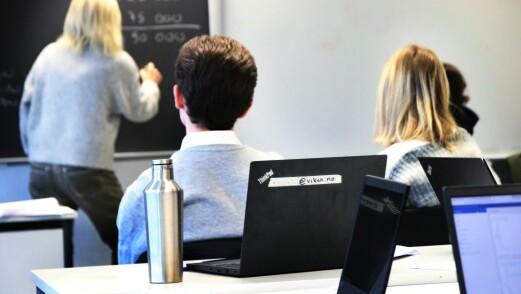 Melby vil innføre fullføringsrett i videregående skole
