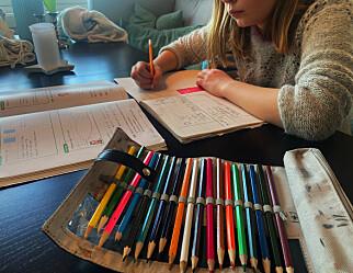 12.000 skoleelever i Oslo har nå kun hjemmeundervisning