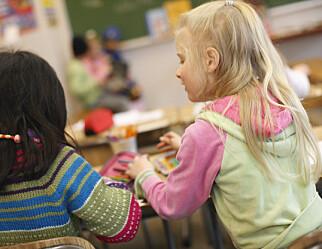 Tometerskrav blant barn er ikke tilrådelig, mener faggruppe