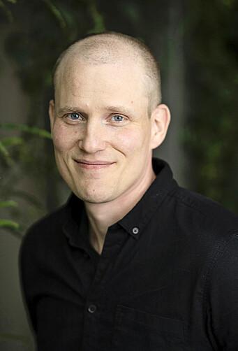 Jon Sverre Hårberg.