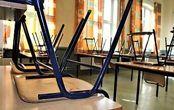 Smitten sprer seg – skoler settes på rødt nivå i flere kommuner