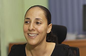 Nadia Espinoza sier de ikke hadde sett for seg en så lang nedstengning.