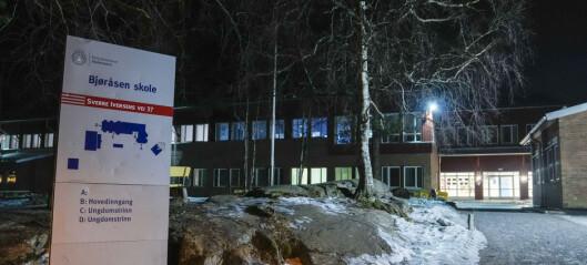 Oslo-rektor ønsker skolestenging
