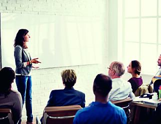 Det er viktig med opplæringskurs for foreldre og lærere til barn med ADHD og Tourettes syndrom