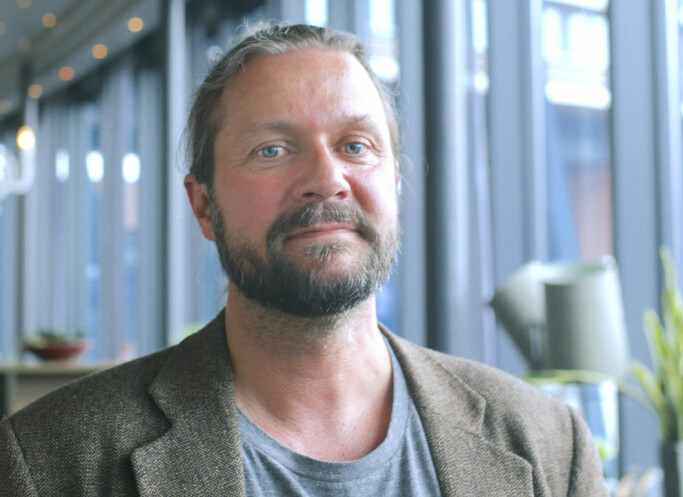 – Å ivareta demokratiske verdier ligger i vårt profesjons-DNA, mener Thomas Nordgård, leder for Utdanningsforbundet Troms og Finnmark