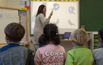 Et samlet storting vil ha en varig ordning med lærerstudenter som vikarer