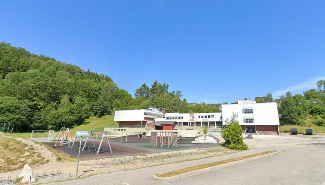 Å barneskole i Lyngdall