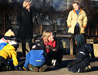 Thorkildsen: Frykter ras av sykemeldinger og langvarig stenging av barnehager