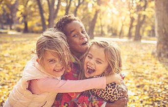 Dette er viktig for at barna i barnehagen skal oppleve fellesskap
