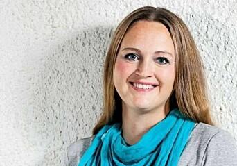 Christina Grefsrud-Halvorsen.