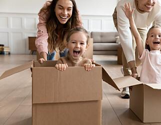 Medverknad frå barn handlar om meir enn valet mellom puslespel og teikning, eller støvlar og joggesko
