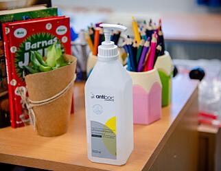 Her er de nye smittevernveilederne for barnehager og grunnskoler