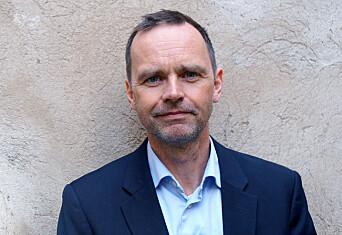 Sentralstyremedlem i Utdanningsforbundet, Thom Jambak.